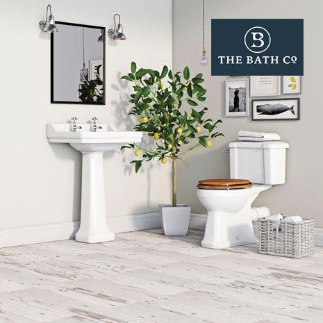 The Bath Co. bathroom suites