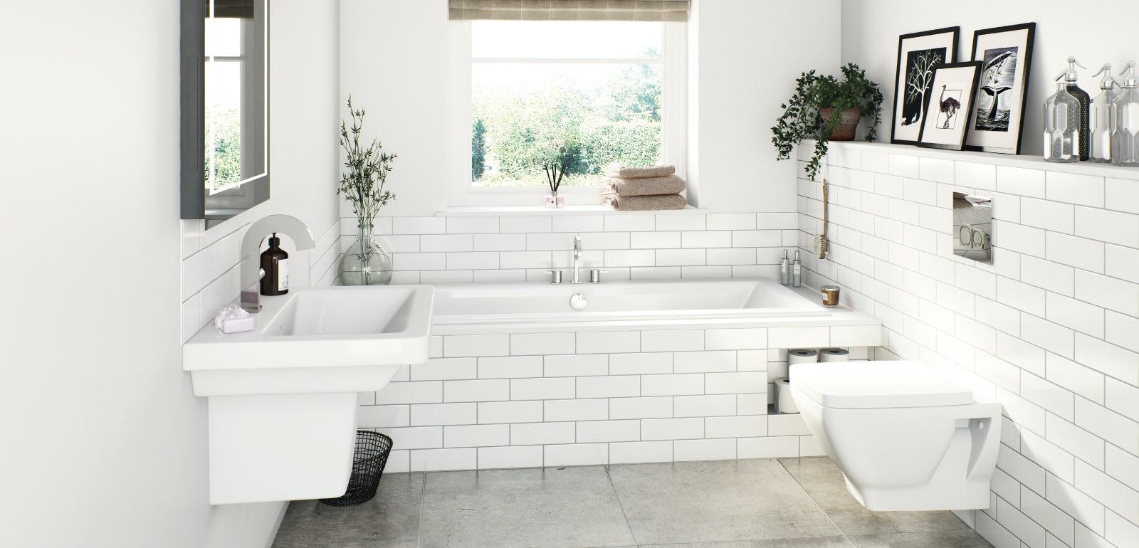 5 of the best: Designer bathroom suites