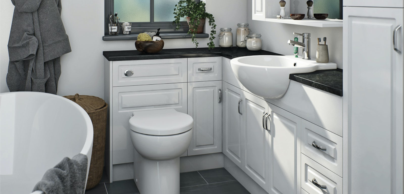 Fitted bathrooms buying guide