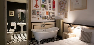 The world's best hotel bathrooms: Get the 5 star look at home