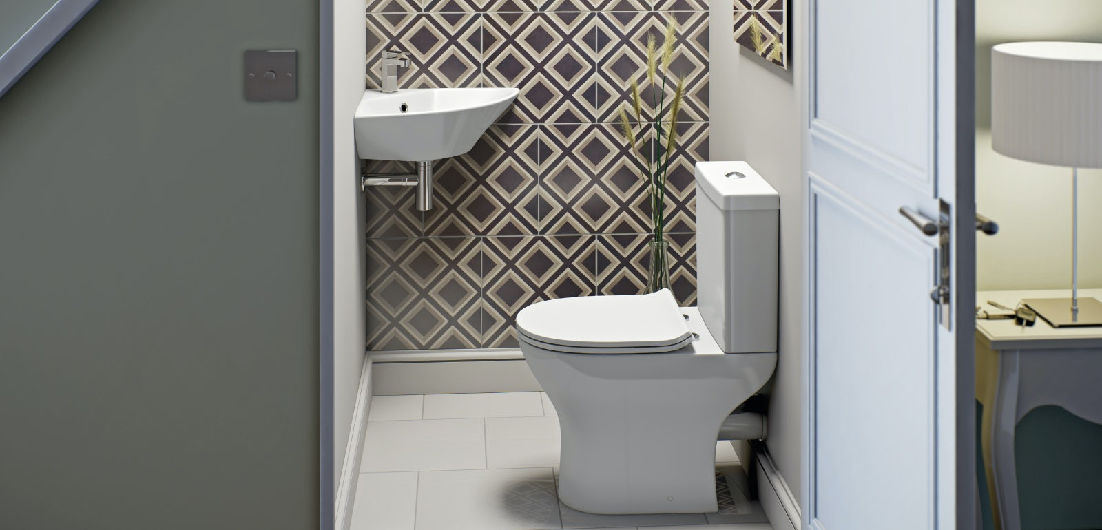 Get your home ready for Christmas: The downstairs cloakroom