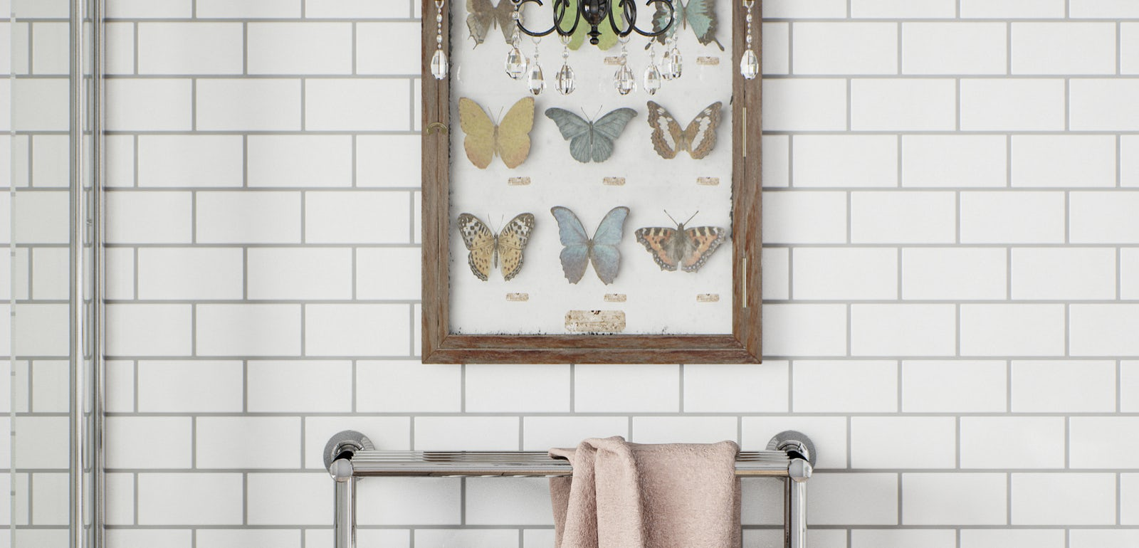 5 ways to make your bathroom super cosy