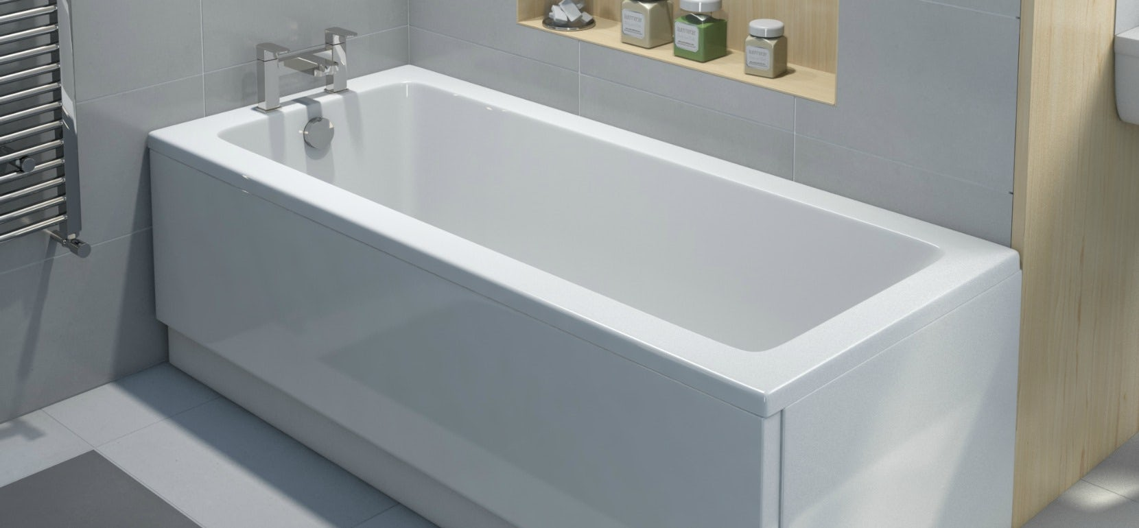 Acrylic v steel baths which is for me for Best acrylic bathtub to buy