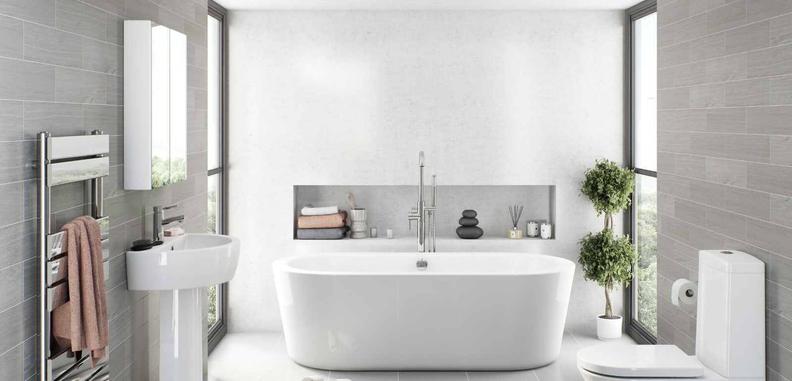 How Much To Pay To Have A Bathroom Fitted