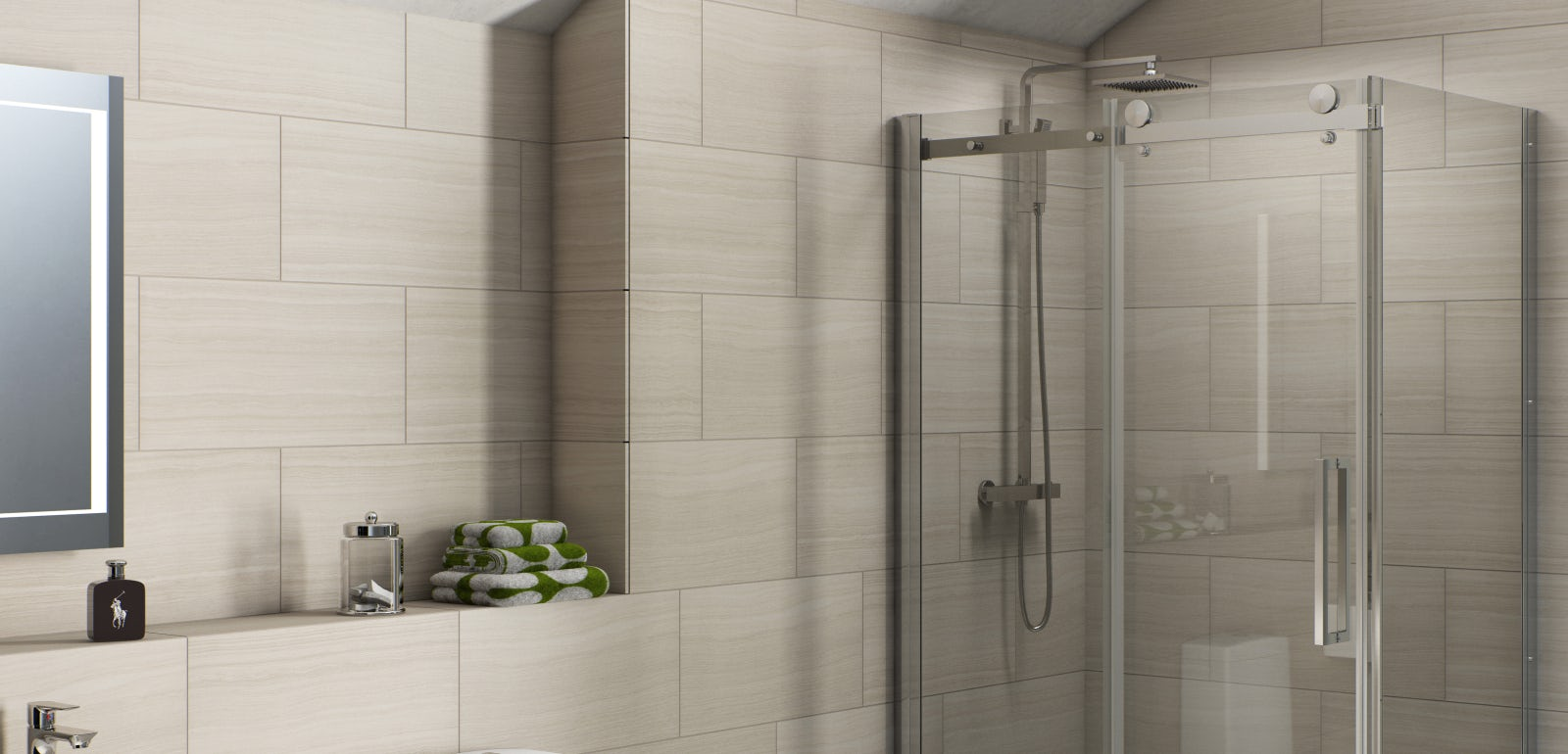 How To Fit A Shower Enclosure VictoriaPlumcom