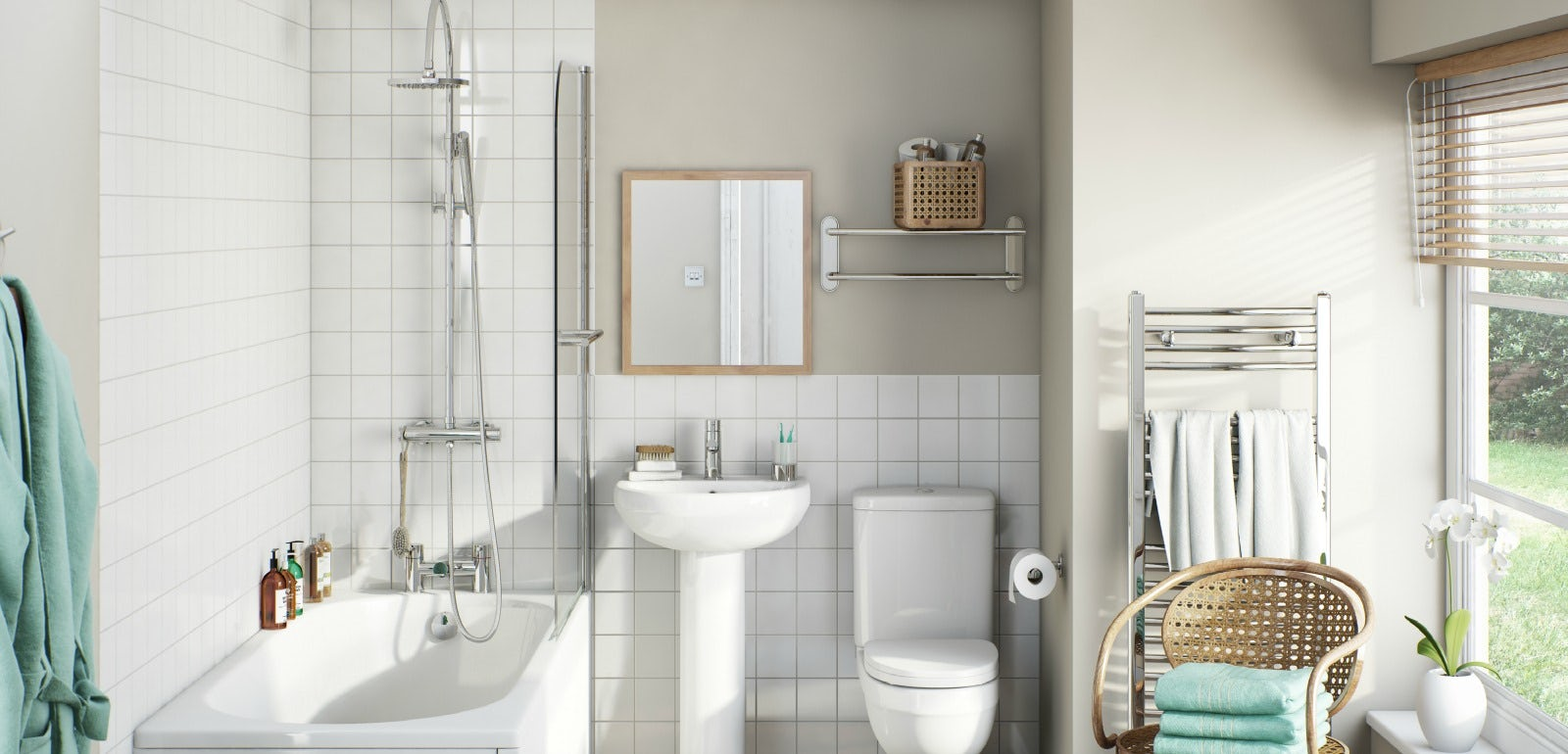Planning a family bathroom