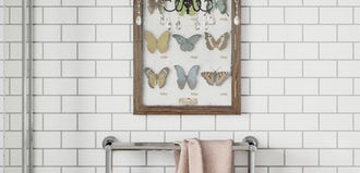 Shabby chic bathroom style guide