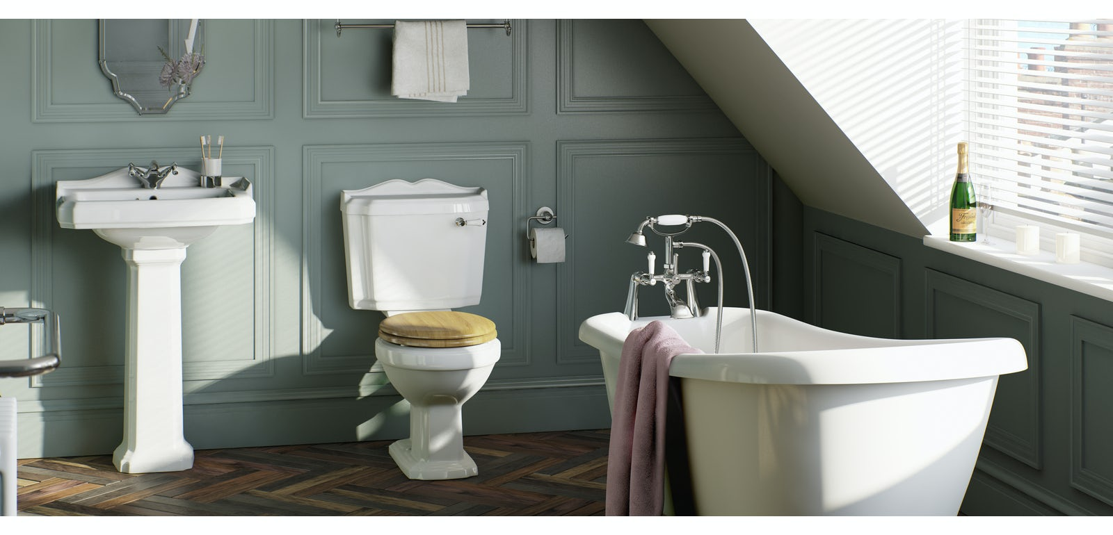 Period Bathroom Accessories Create A Victorian Style Bathroom Victoriaplumcom
