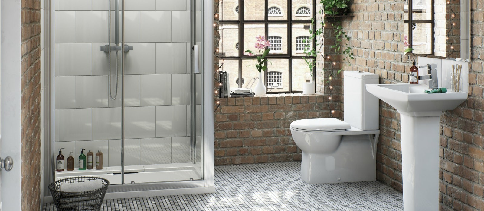 Trending: How to get the repurposed look for your bathroom