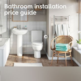 Bathroom installation price guide