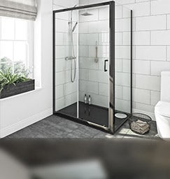 Shower enclosures from £79.99
