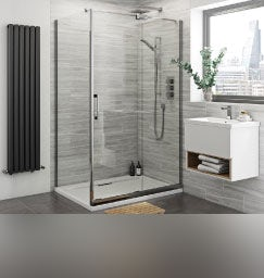 Shower enclosures from £89.99