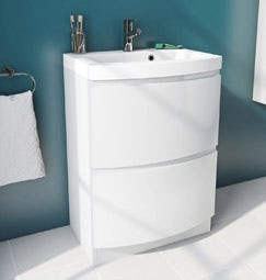 20% off ALL bathroom furniture