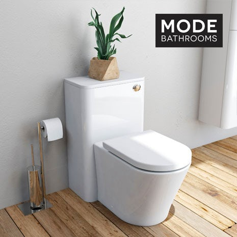 Mode Back to wall toilet units