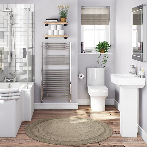 Vermont Bathroom Suite Range