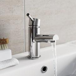 waterfall basin mixer tap