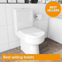 Best selling toilets