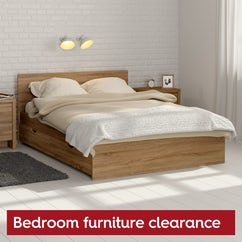 Bedroom furniture clearance