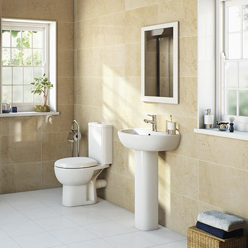 Elena Bathroom Suite Range