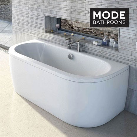 Mode Back to Wall Baths