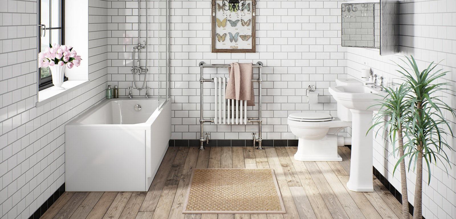Classic Bathroom Suites Traditional Bathroom Inspiration Victoriaplumcom