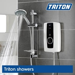 Triton electric showers