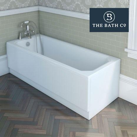 The Bath Co Straight Baths