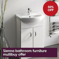 Sienna White Multibuy Offer