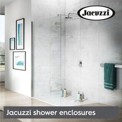 Jacuzzi shower enclosures