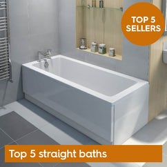 Top 5 straight baths