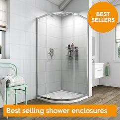 Best selling shower enclosures
