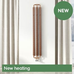 New heating