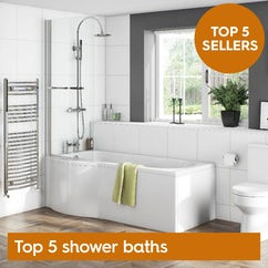 Top 5 shower baths