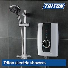 Triton electric showers