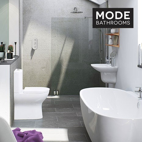 Fairbanks Bathroom Suite Range