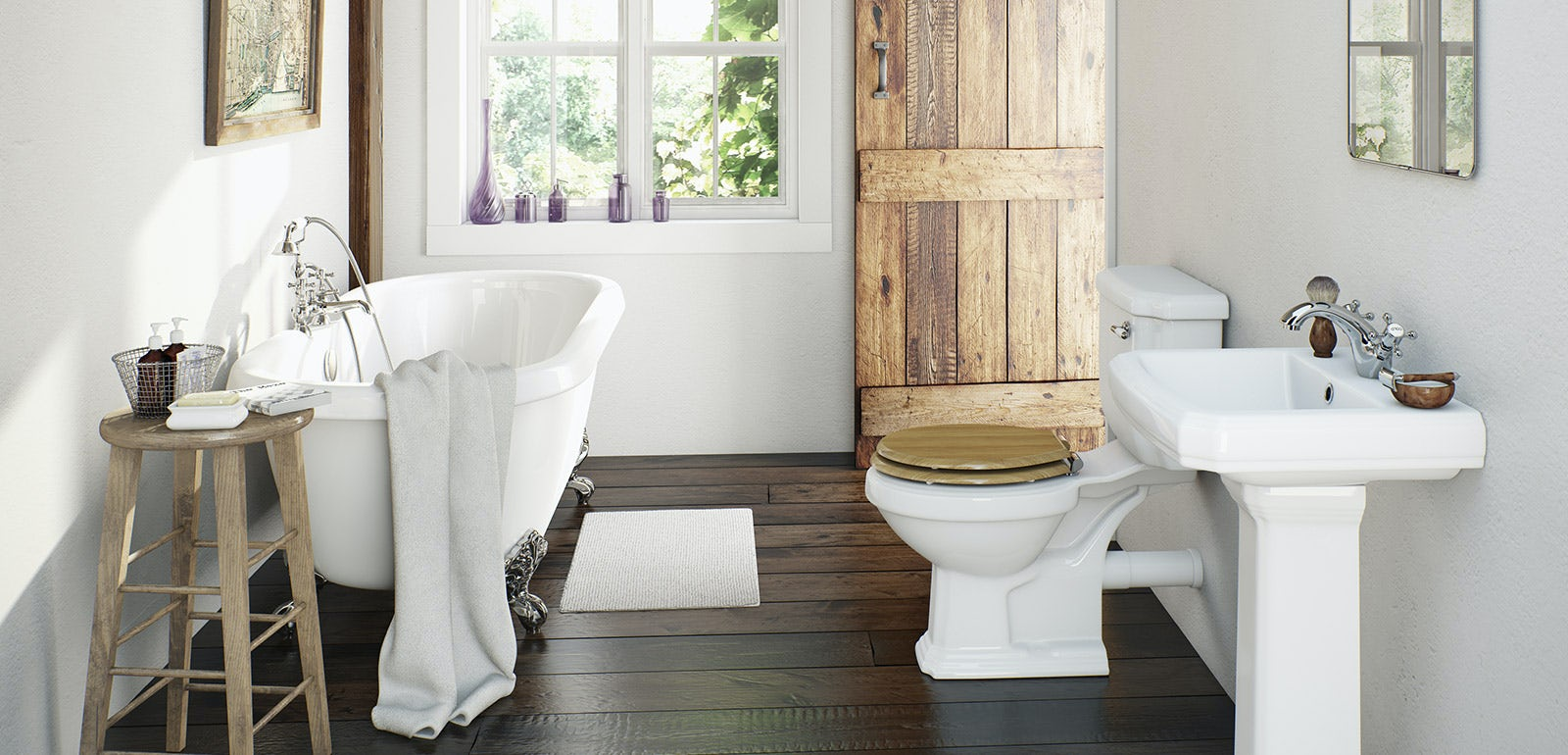 Cavendish Bathroom Suite Range