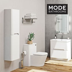 Planet white bathroom furniture