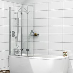 Shower bath screens