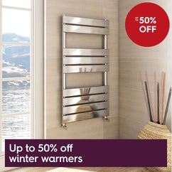 Up to 50% winter warmers