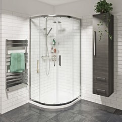 Curved Shower Enclosures