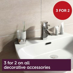 3 for 2 on all decorative accessories