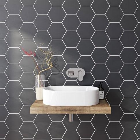 Hex tile range