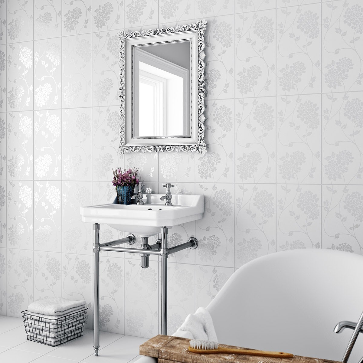 Laura Ashley white collection