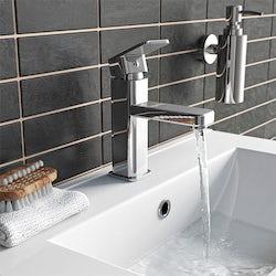 Quartz tap range