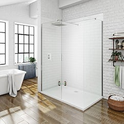 Walk-in Shower Enclosures
