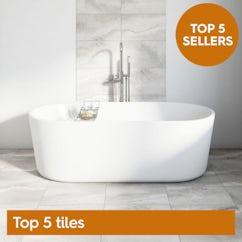 Top 5 tiles