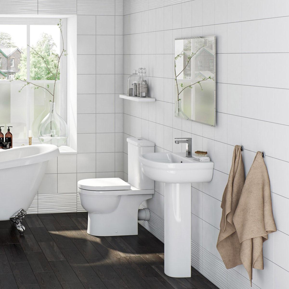 Deco Bathroom Suite Range