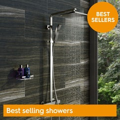 Best selling showers