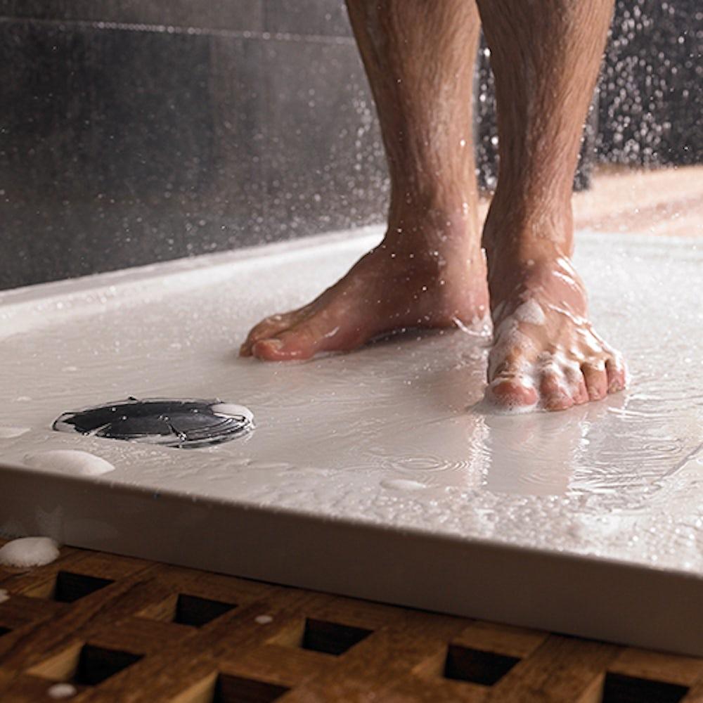 Mira Flight Safe shower tray
