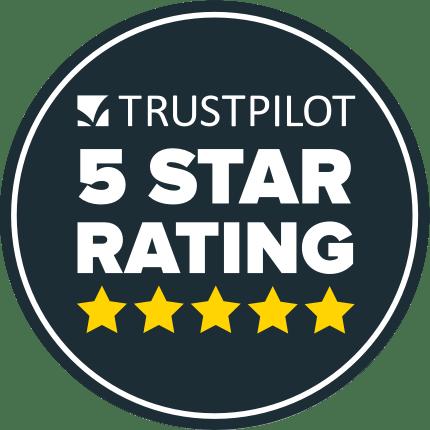 5 star Trustpilot rating | VictoriaPlum.com